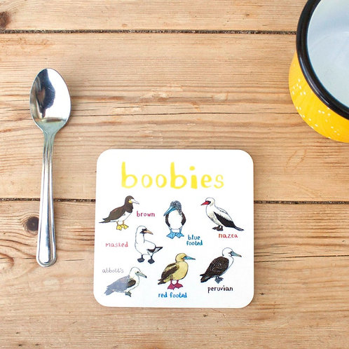Coaster - Boobies