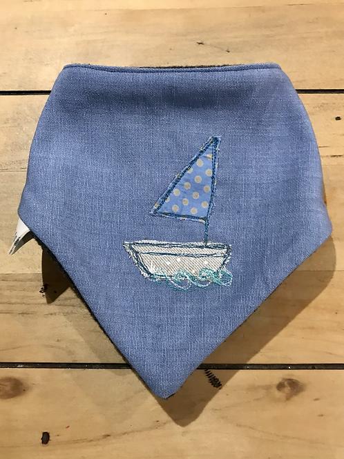 Boat Baby/Toddler Bib