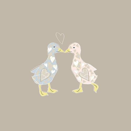 Little Ducklings Card