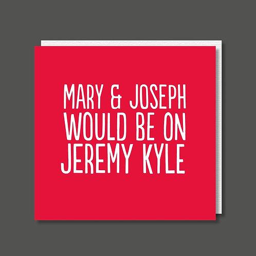Jeremy Kyle Card