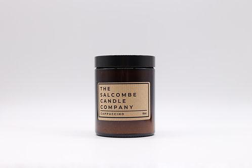 Cappuccino 6oz Candle