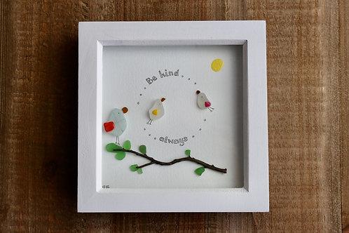 Be Kind Always Frame