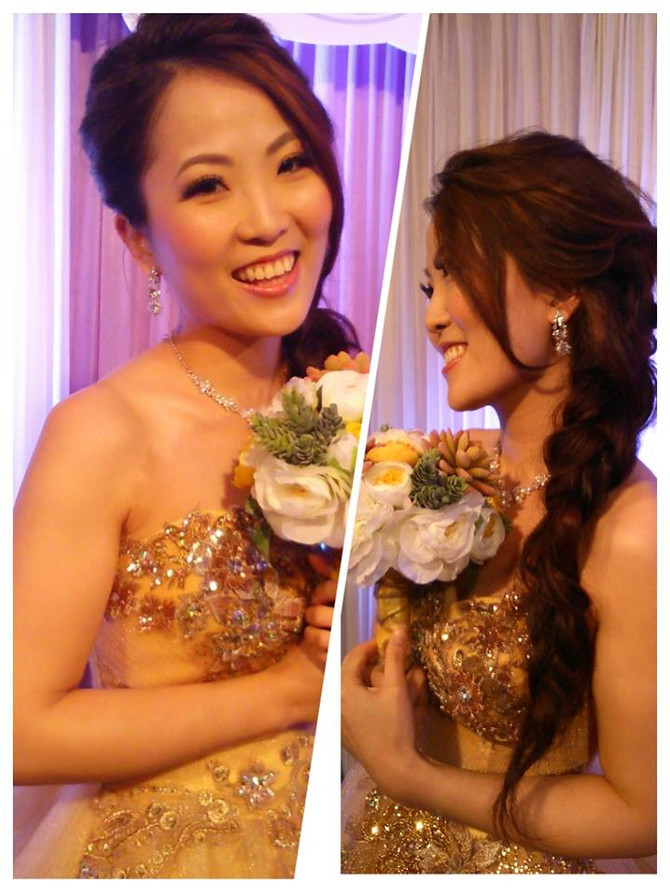 Koey 's wedding