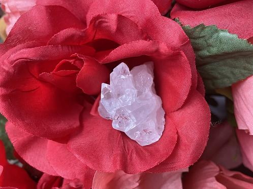 Clear Quartz Crystal Raw Points (Small)
