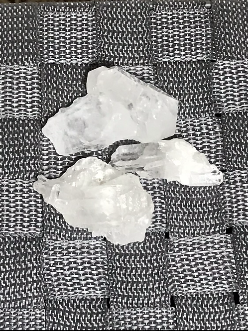 Clear Quartz Crystal Raw Points (Large)