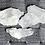 Thumbnail: Clear Quartz Crystal Raw Points (Medium)
