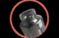 vika aurora large vapor atomizer
