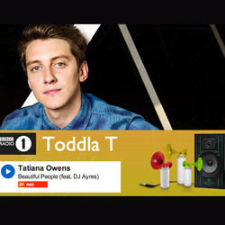 Toddla T Beautiful People  Radio 1