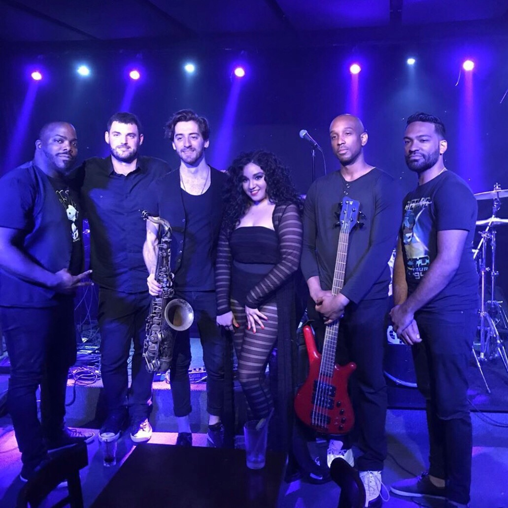Tatiana Owens and the Make The Funk Band
