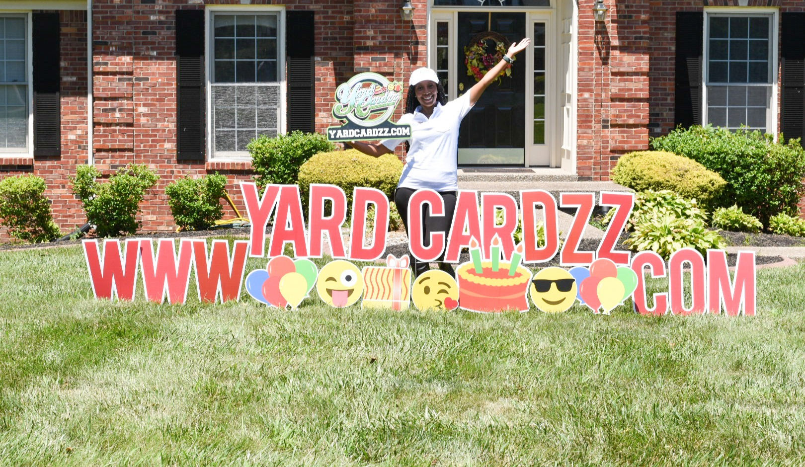 Face of Yard Cardzz