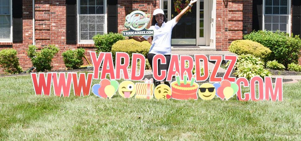 Face of Yard Cardzz