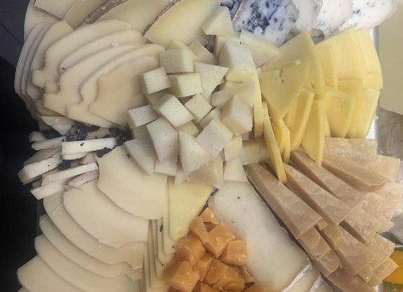 פלטות גבינות לארוח