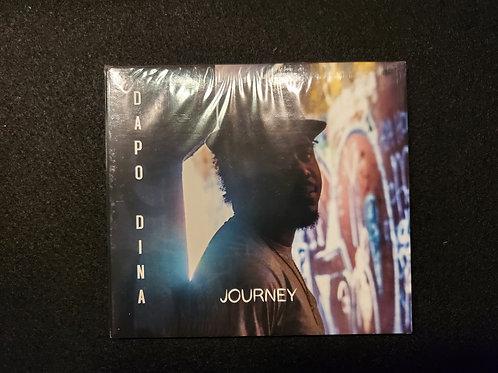 Dapo Dina - JOURNEY CD