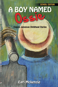 A Boy Named Ossie_cover school edition 0