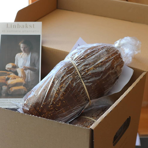 10 stk brød B-(e)-vare PAKKE