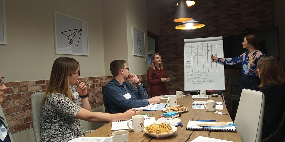 Kanban for Design and Innovation (KMP II) / ONLINE