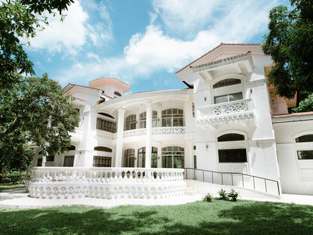 Villa Milagros Is a Wedding Venue Full of History and Heart