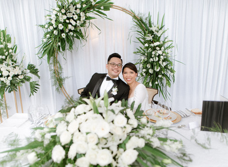 Enderun Offers Exceptional Dining Experiences for Intimate Weddings
