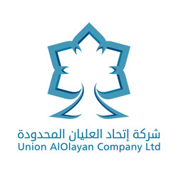 شعار شركة اتحاد العليان المحدودة