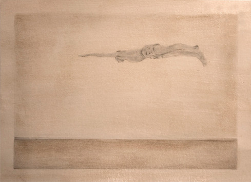 Diver On Horizon, 2010