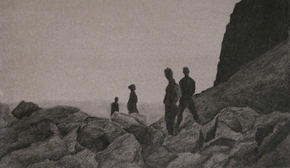 Twilight Glacier, 2008