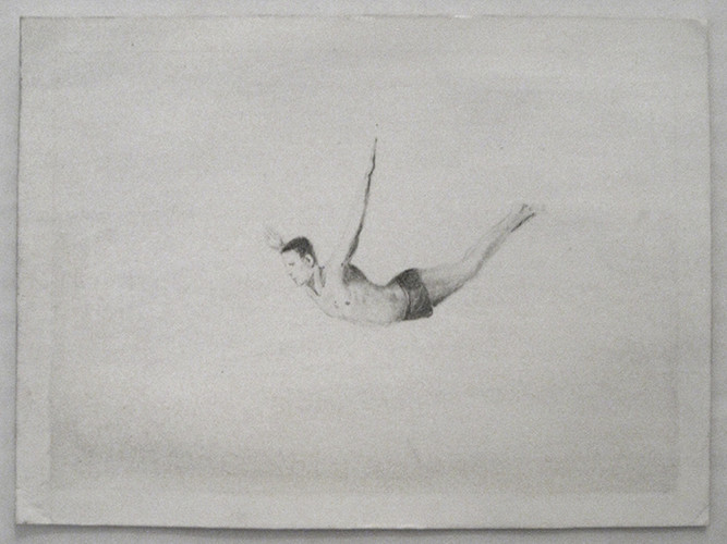 Solitary Diver, 2009
