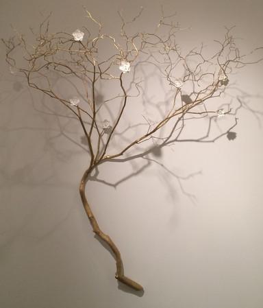 Gilded Branch, 2015