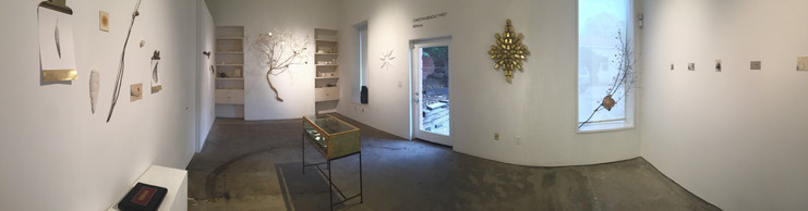 Alchemy Exhibit, Marcia Wood Gallery, 2015
