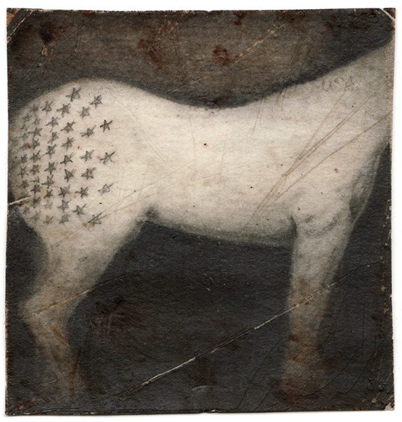 Horse Flag, 2008.