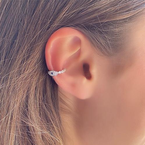 New evil eye earring