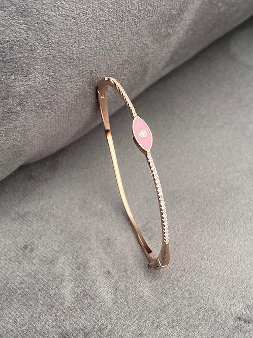 Pink Eye bangle