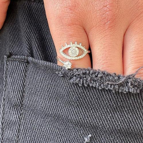 New eye ring