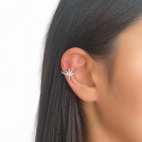 New star earring