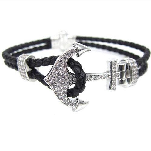 The anchor bracelet