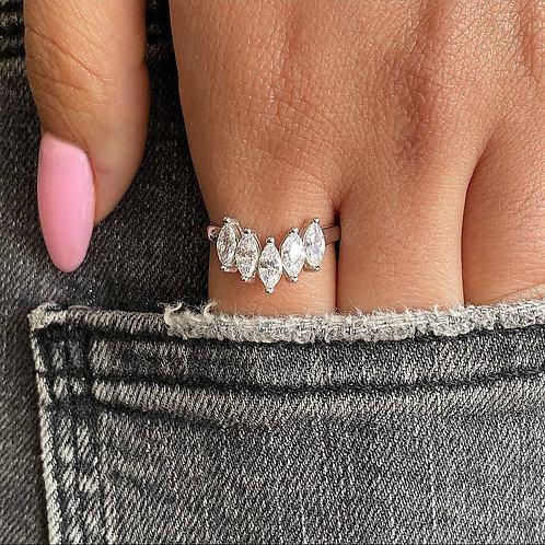 Five Drops Ring