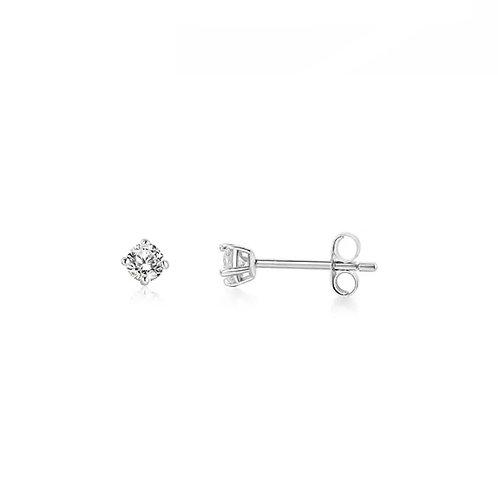 2mm Earrings