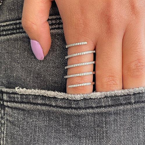 New Spiral Ring