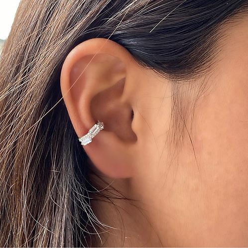Double Line Earring