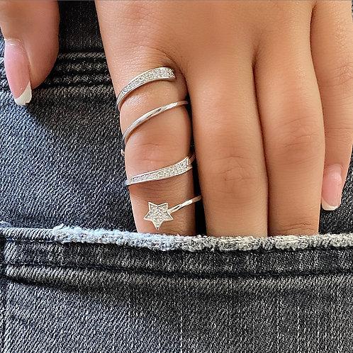 New Snake Ring