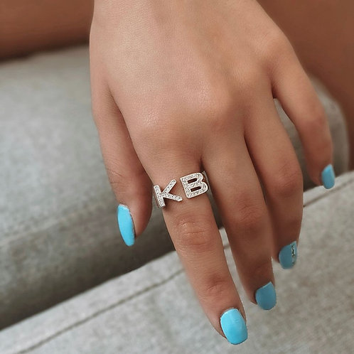 New Letters Ring