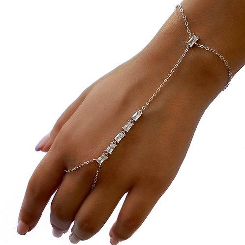 Baguettes Ring Bracelet