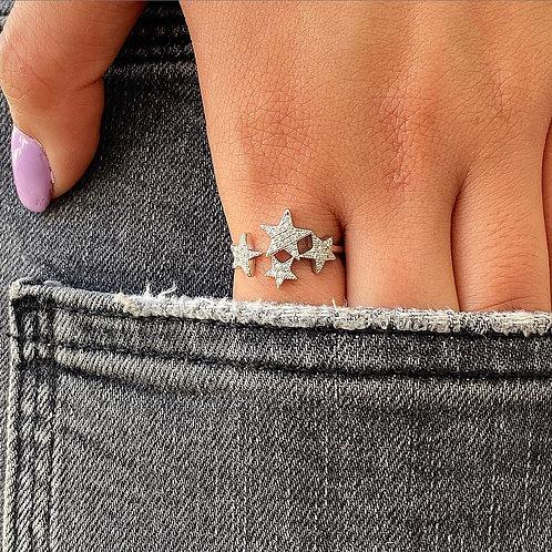 Multi Stars Ring