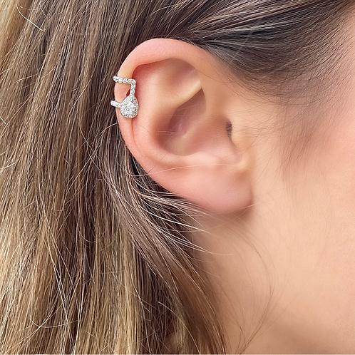 Drop earring