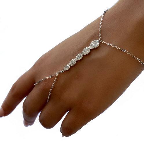 Drops Ring Bracelet