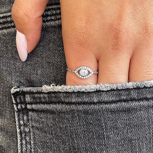 Small Eye Ring