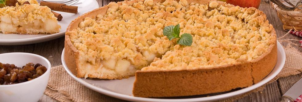 Apfel - Streuselkuchen
