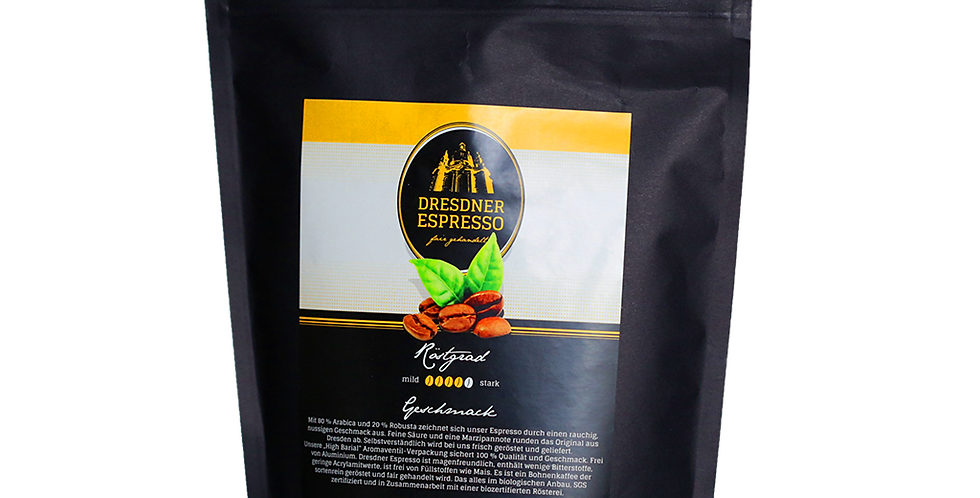 Dresdner Espresso Nachfüllbeutel