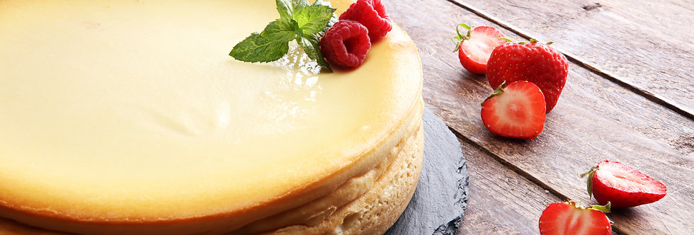 Cheesecake (Käsekuchen)