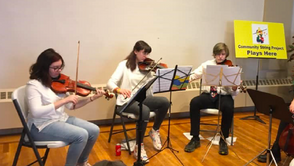 CSP Students accepted to 2021 All-State ORchestra