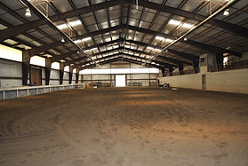 Arena Rentals for Horse Events in Williams Lake, BC